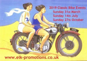Classic Motorcycle Show and Autojumble