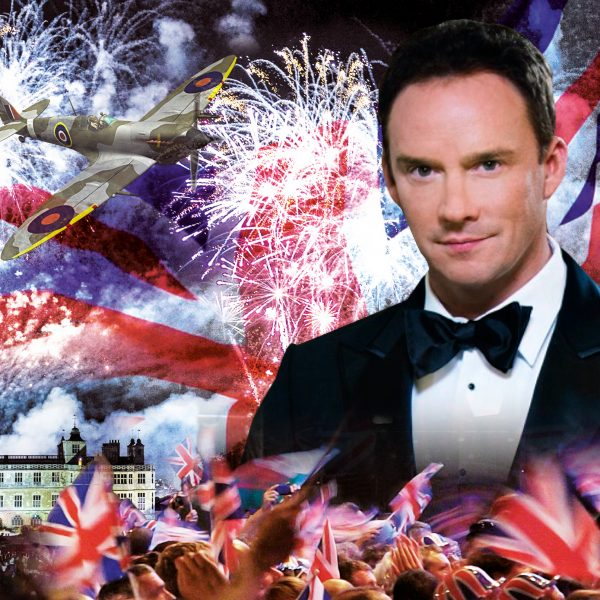 Russell Watson and the Last Night of the Heritage Proms